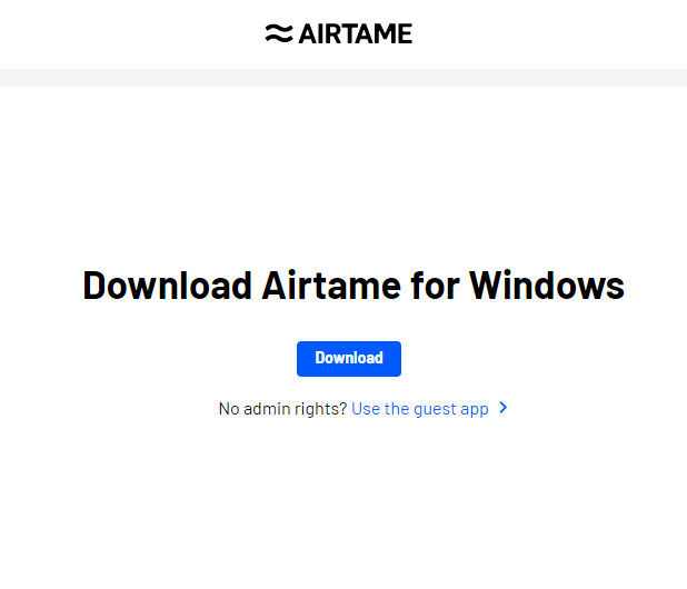 Airtame Example