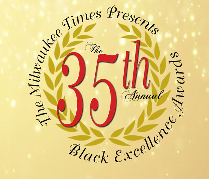 Black Excellence Award logo 2020